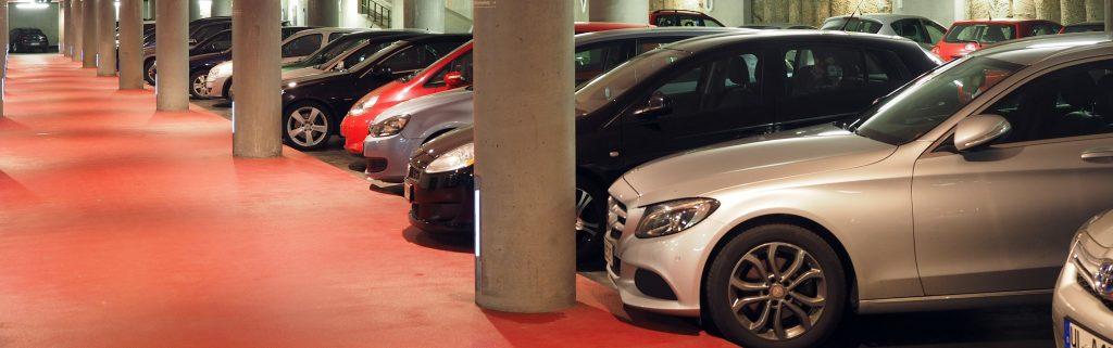 Intalación Punto recarga coche electrico garaje comunitario